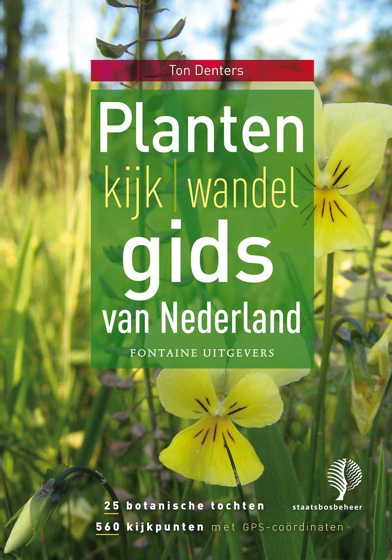 planten kijk wandelgids van nederland