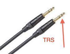 TRS kabel