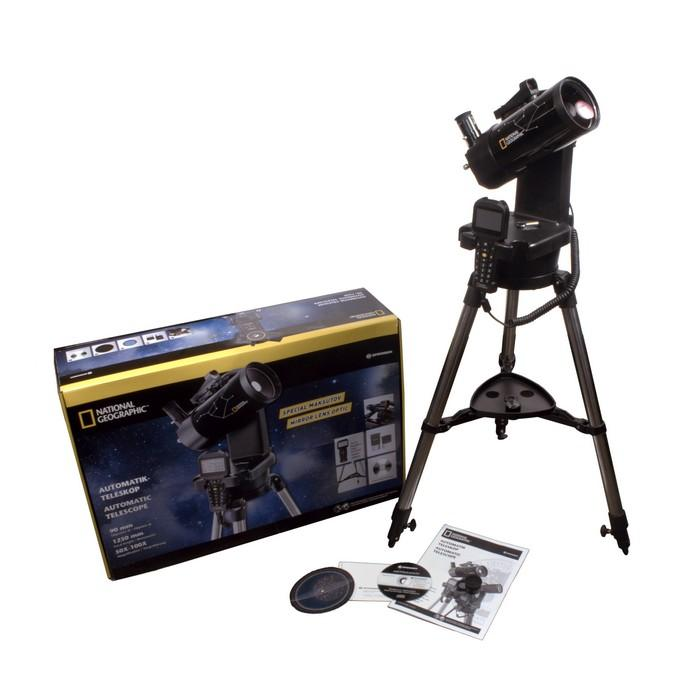 national geographic 90/1250 goto telescoop