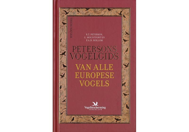 Petersons vogelgids