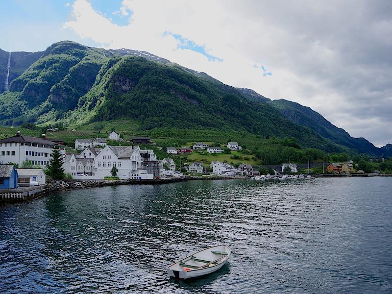 fjord in Noorwegen