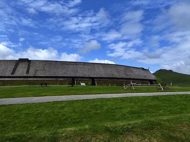 langhaus vikingen