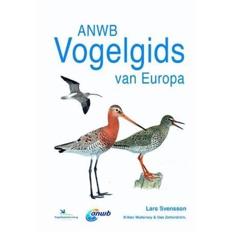 De ANWB Vogelgids, een mooit Sinterklaascadeau