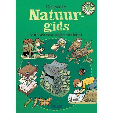 De leukste natuurgids voor avontuurlijke kinderen