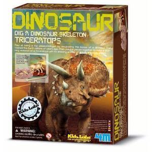 4M Graaf dino triceratops